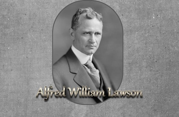 Alfred William Lawson biography