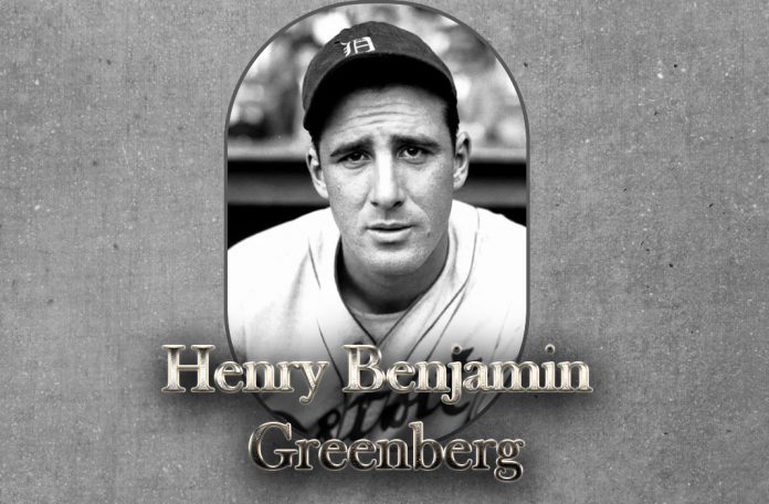 Hank Greenberg biography
