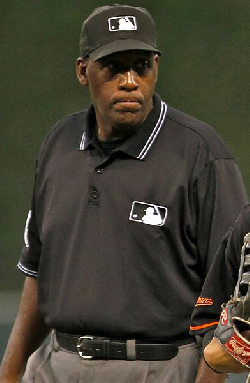 Chuck Meriwether bigraphy, stories - American baseball umpire