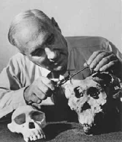 Louis Leakey bigraphy, stories - Paleoanthropologist