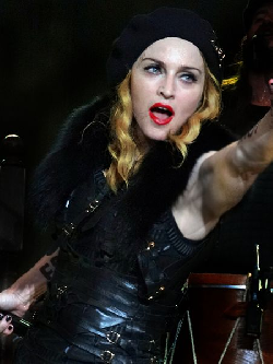 Madonna (entertainer) bigraphy, stories - American musician, singer, songwriter, actress, author