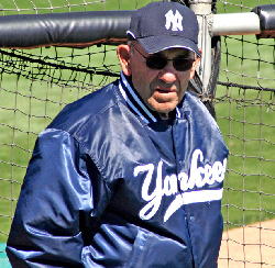Yogi Berra bigraphy, stories - American baseball player, manager, coach