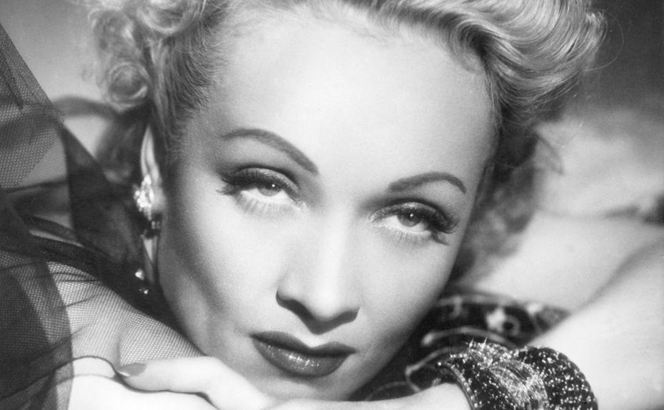 Marlene Dietrich - TOP 20 Famous actresses