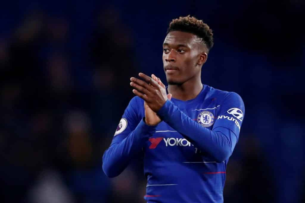 Callum Hudson-Odoi another famouds figuer affected by corona