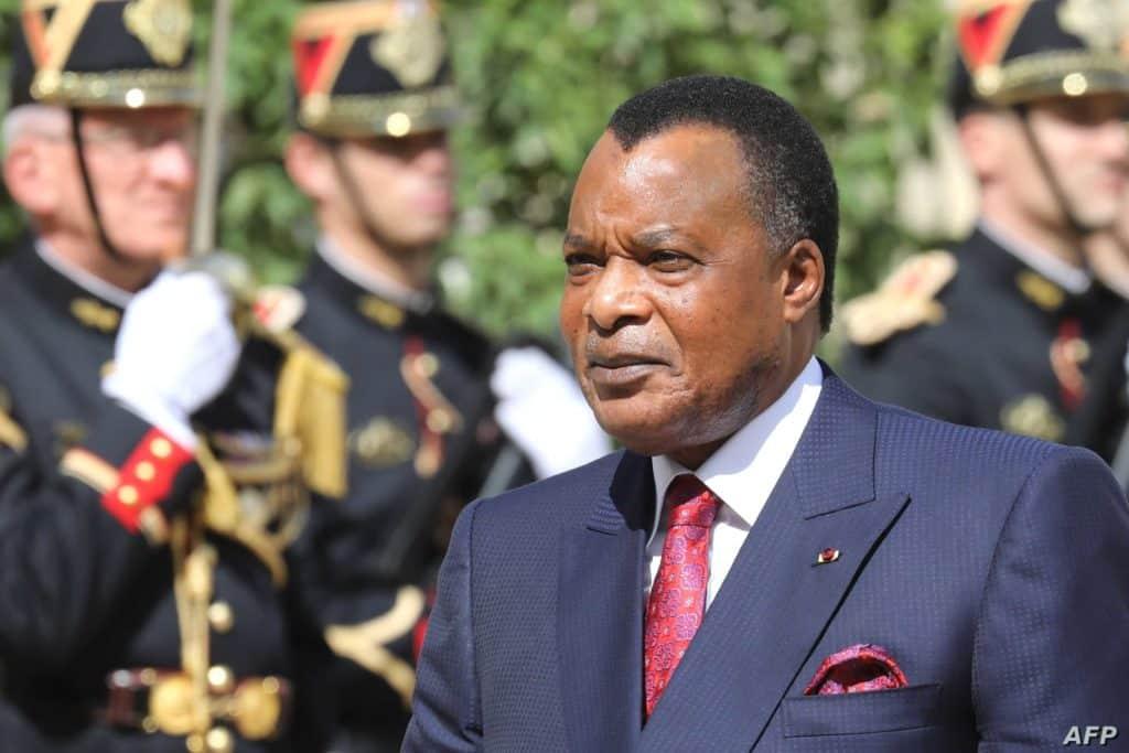 Denis Sassou Nguesso is longest serving ruler