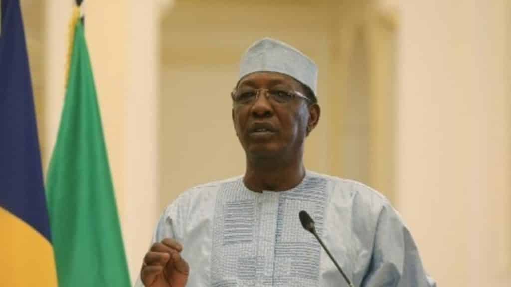 Idriss Deby longest serving president