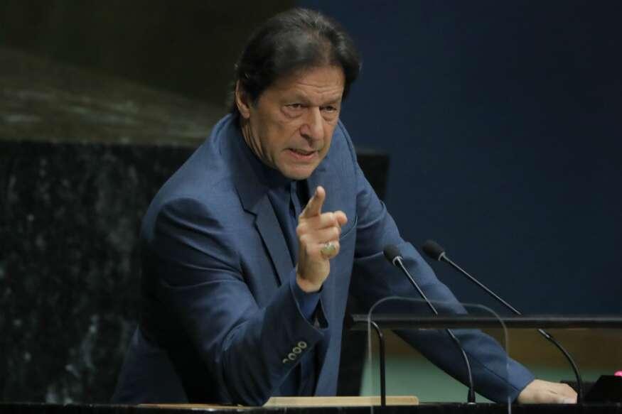Imran Khan famous sportsman