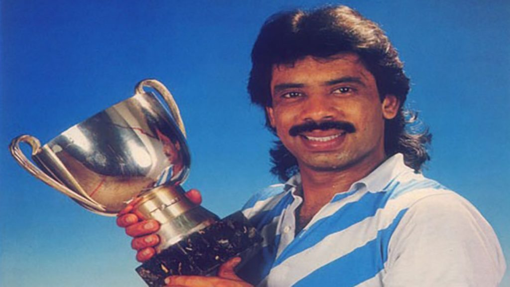 Jehangir Khan, the all time great squash player