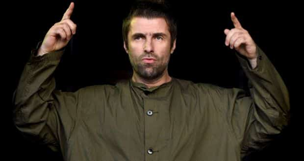Liam Gallagher famous celebrity during coronavirus quarantine
