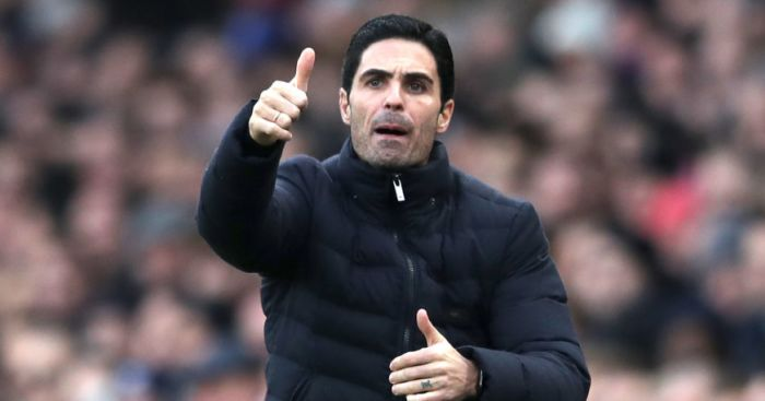 Mikel Arteta famous figure affected by Corona