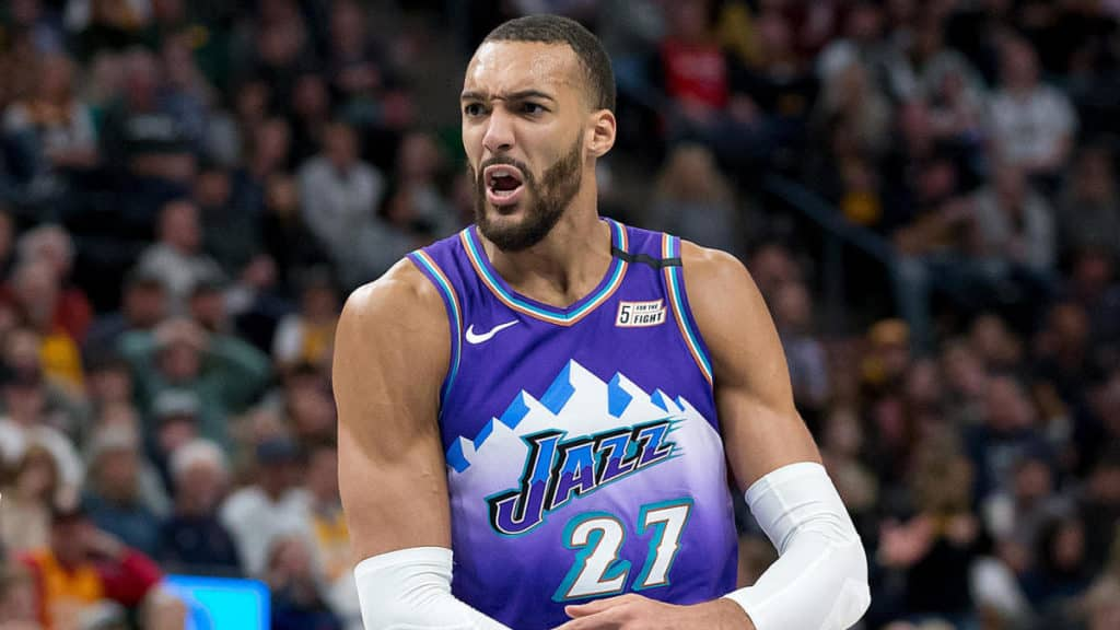 Famous star Rudy Gobert affected by Corona