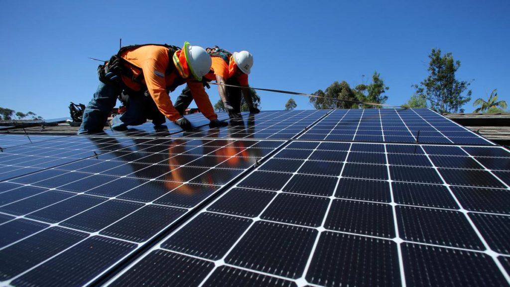 Solar Power project by Elon Musk