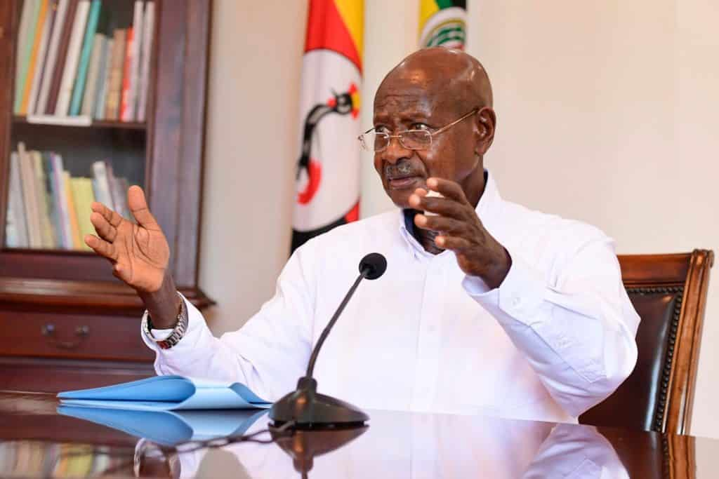 Yoweri Museveni Uganda logest serving president