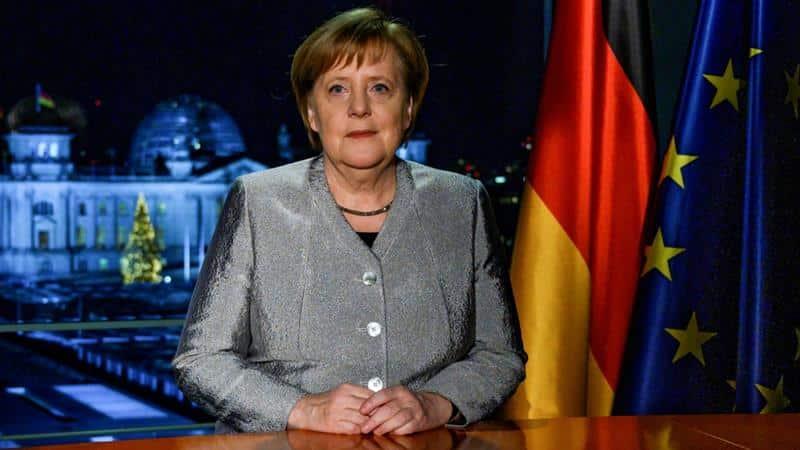 Angela Merkel famous female politician