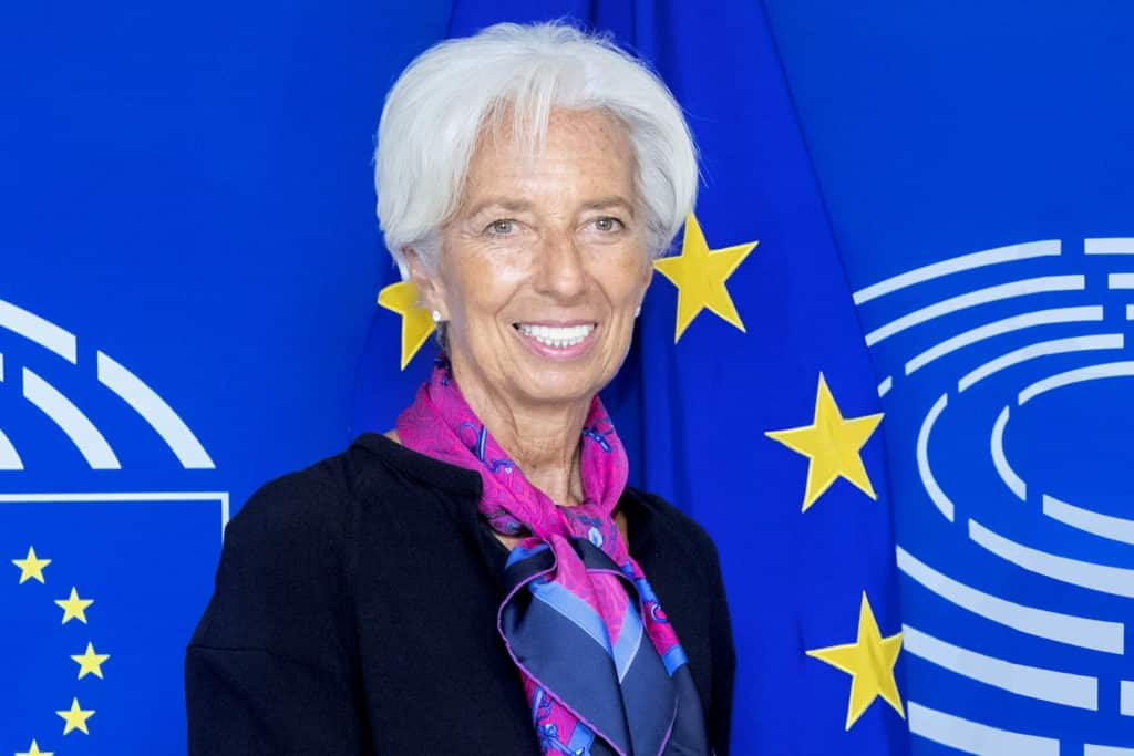 Christine Lagarde famous politician