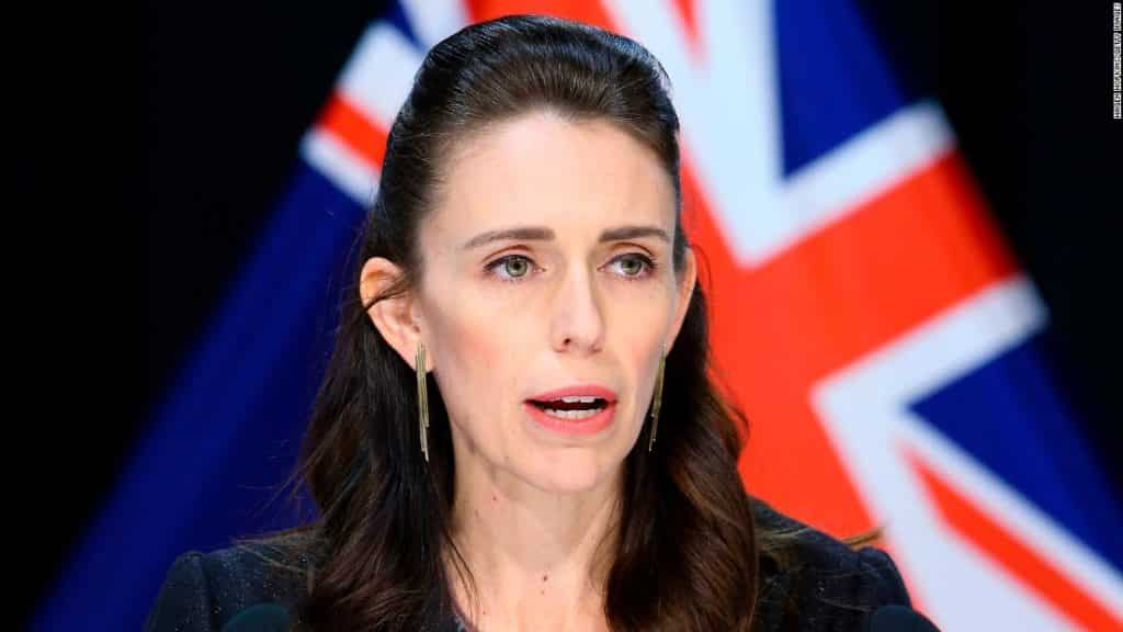 Jacinda Ardern famous female ruler
