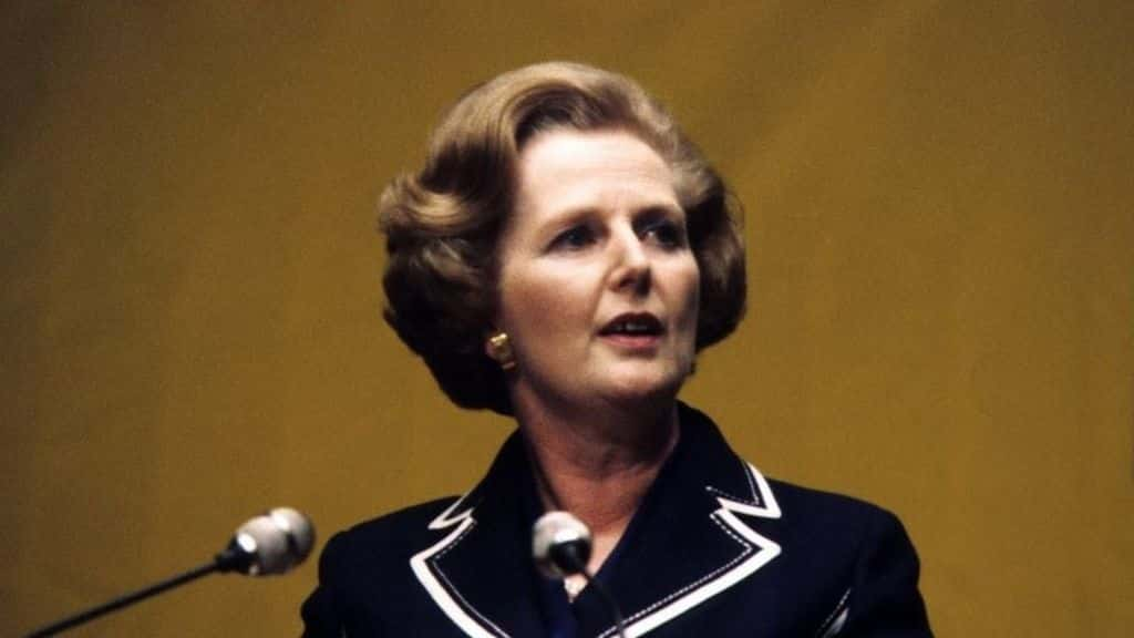 Margaret Thatcher, Iron lady