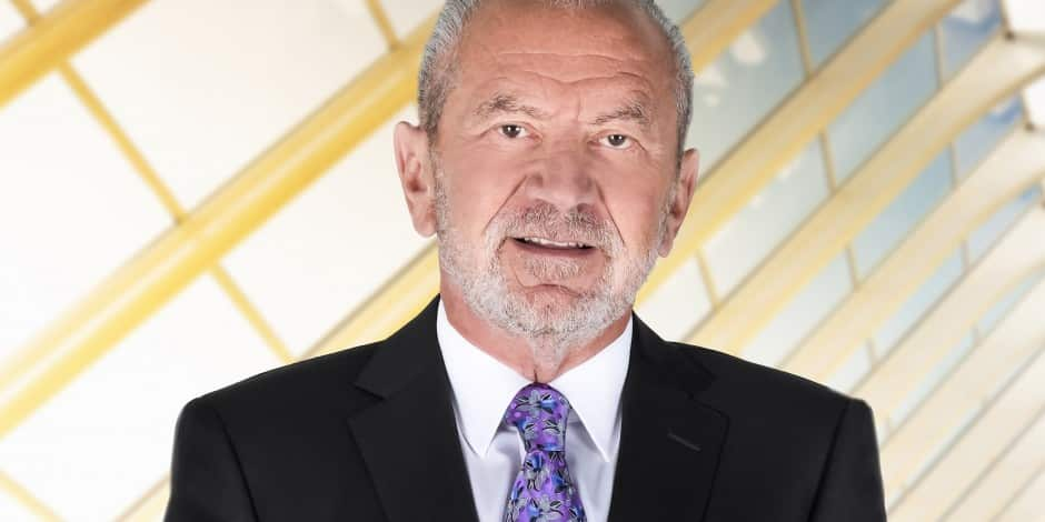 Alan Sugar famous billionaire