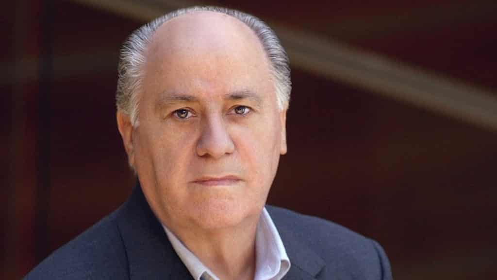 Amancio Ortega one of the famous billionaires