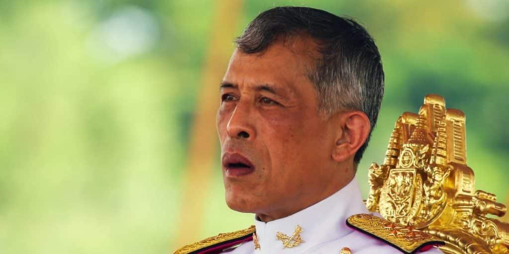 Maha Vajiralongkorn famous richest ruler
