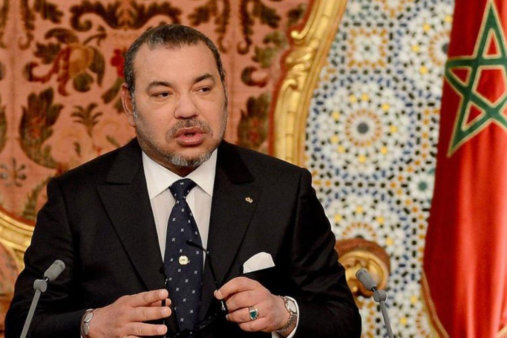 Mohammed VI, Morroco richest ruler