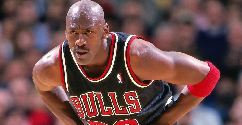 Michael Jordan famous basketball players