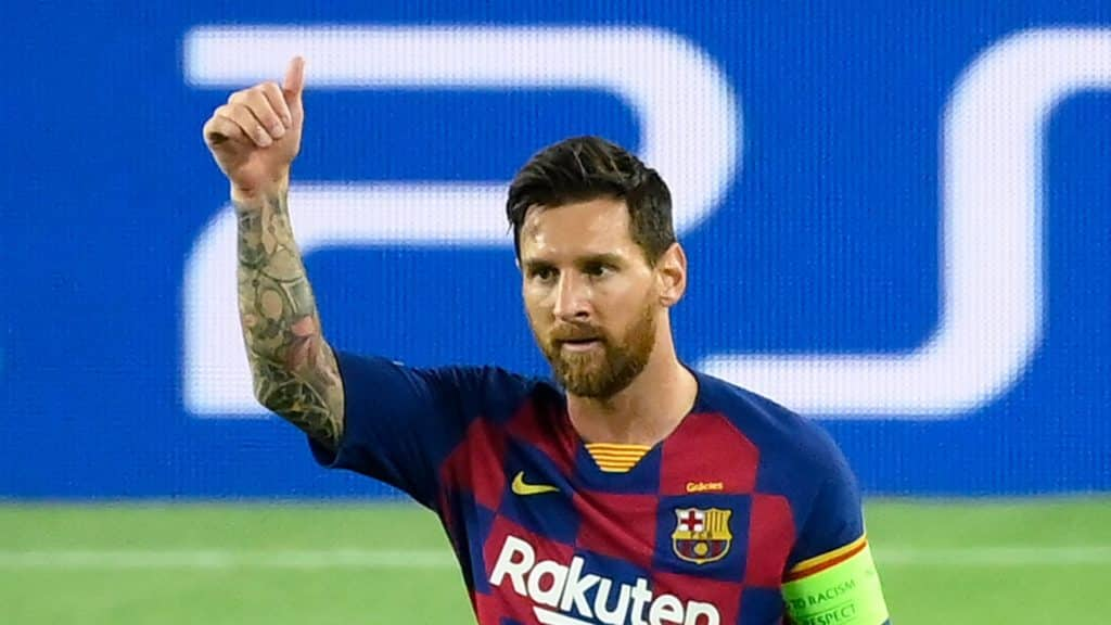 Lionel Messi Famous Footballers