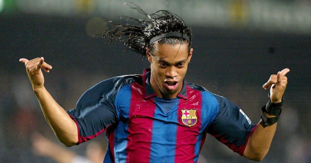 Ronaldinho famous footballers