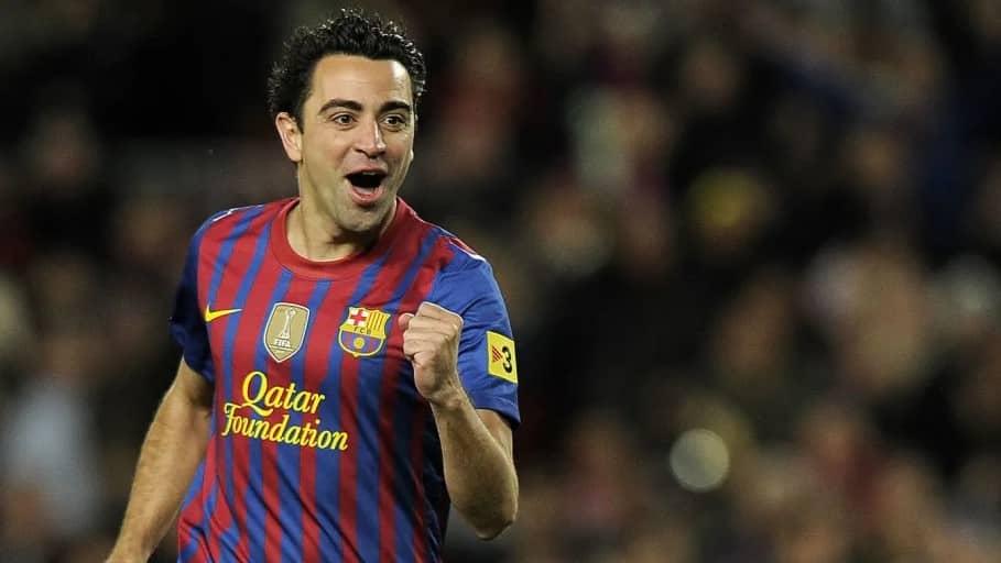 Xavi famous footballer