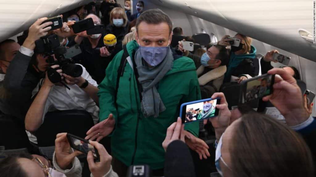 Navalny Russian politician