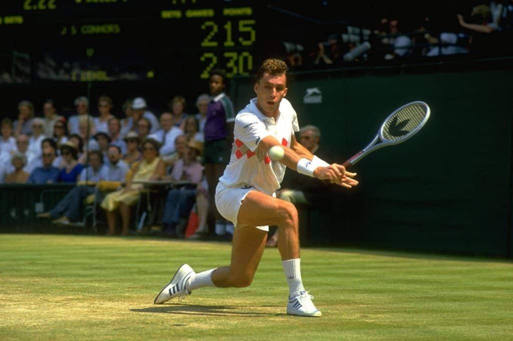 Ivan Lendl famous tennis player