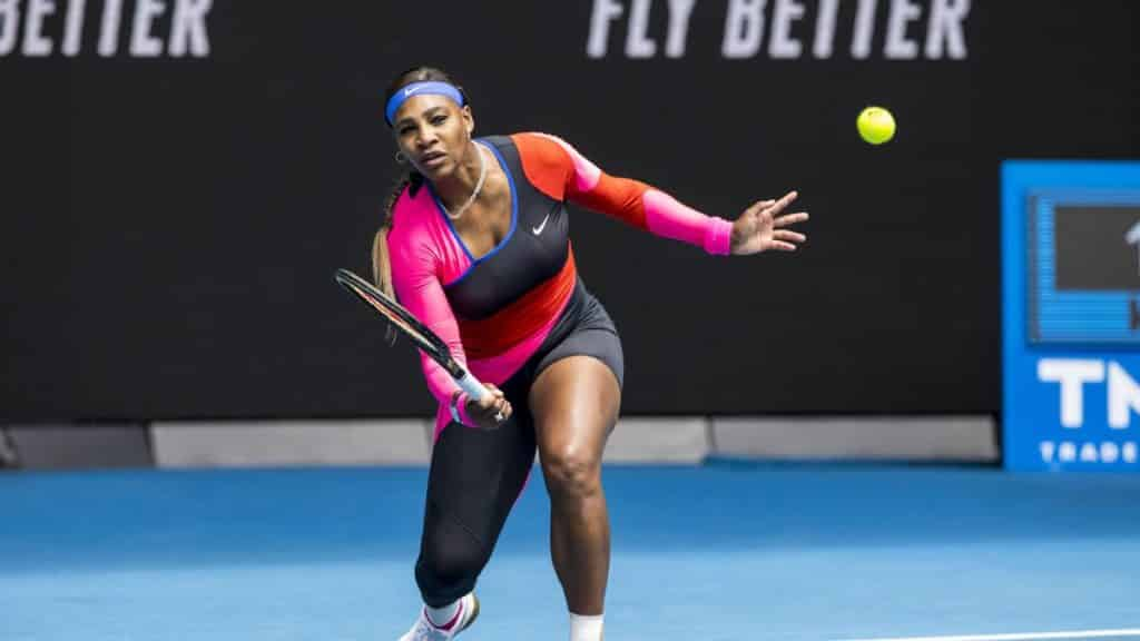 Serena Williams-One of the famous tennis players